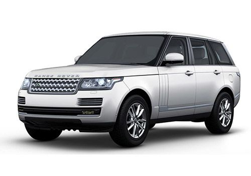 Land Rover Range RoverFuji White Color