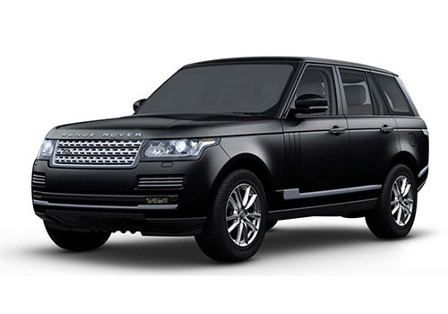 Land Rover Range RoverSantorini Black Color