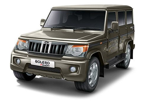 Mahindra Bolero Colours 2017 in India | CarDekho.com