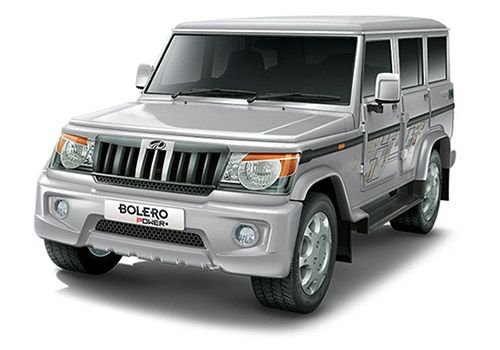 Mahindra Bolero Used Car Price