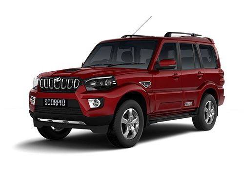 Mahindra Scorpio S7 140 On-Road Price and Offers in Ranchi
