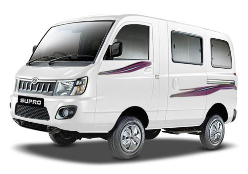 Mahindra SuproDimond white Color