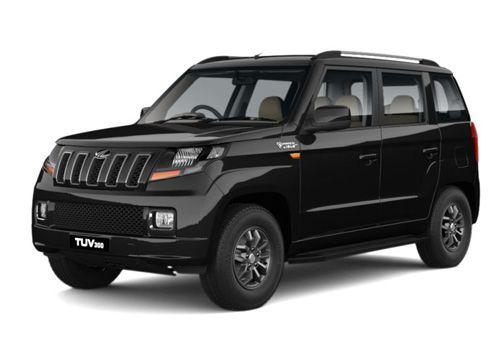 Mahindra TUV 300 Bold Black