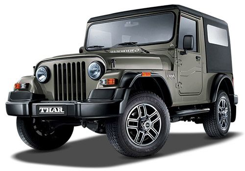 Mahindra Thar Colours 2017 in India | CarDekho.com
