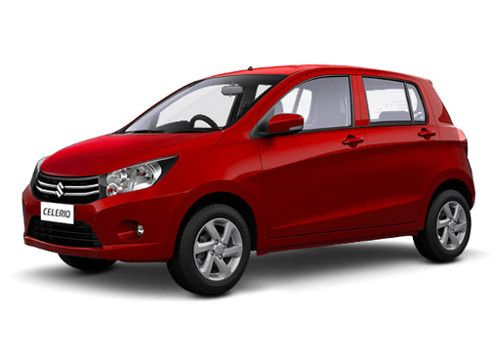 Maruti Celerio 2014-2017Blazing Red Color