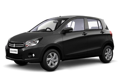 Maruti CelerioCave Black Color