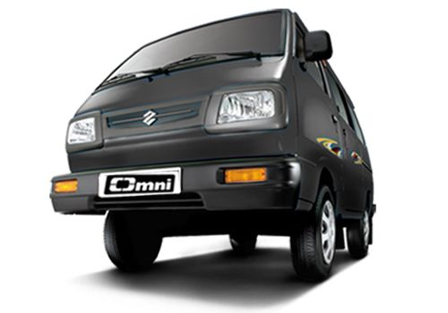 Maruti OmniFantasy Black Color