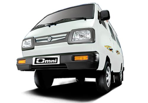 Maruti OmniSuperior white Color