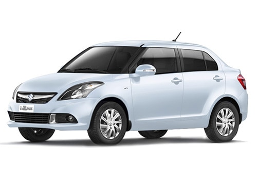 Maruti Swift DzireSilky silver Color