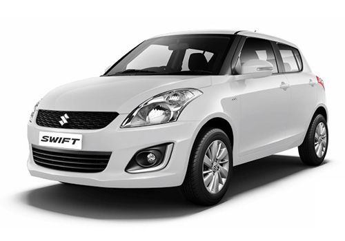 Maruti SwiftPearl Arctic White Color