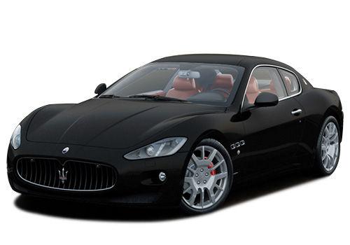 Maserati Gran Turismo 2011-2015 Nero