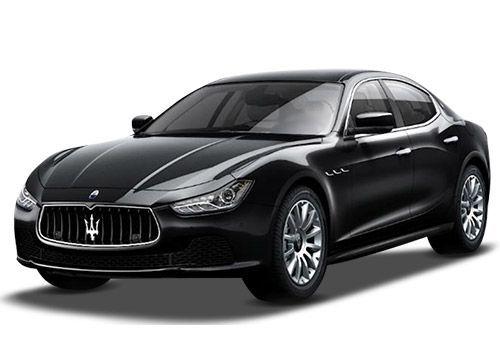 Maserati GhibliNero Color