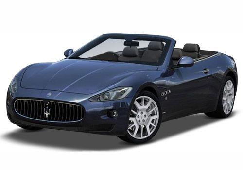 Maserati Gran CabrioBlu Oceano Color