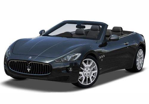 Maserati Gran CabrioNero Color