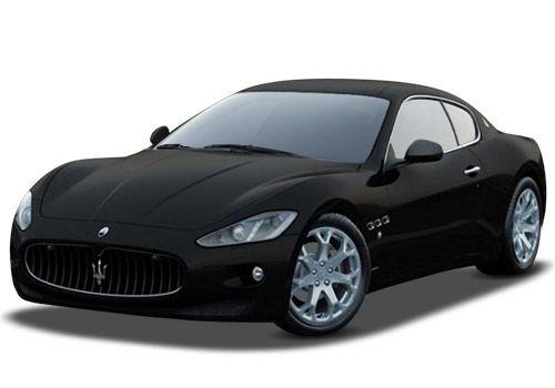 Maserati Gran TurismoNero Color
