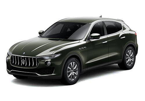 Maserati LevanteVerde Ithaca Color