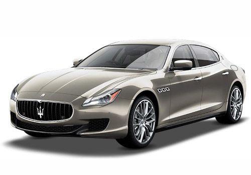 Maserati QuattroporteChampagne Color