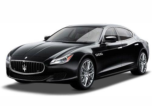 Maserati QuattroporteNero Ribelle Color