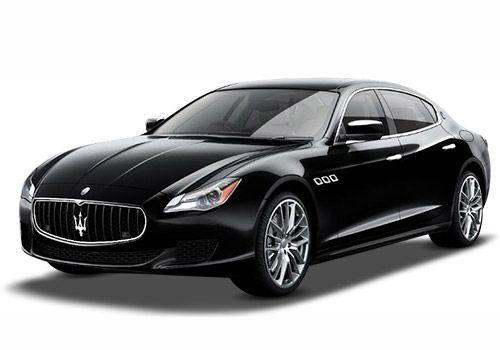 Maserati QuattroporteNero Color