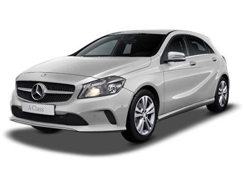 Mercedes-Benz A-ClassPolar Silver Color