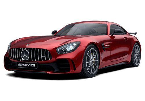 Mercedes-Benz AMG GTDesigno Hyacinth Red Metallic Color
