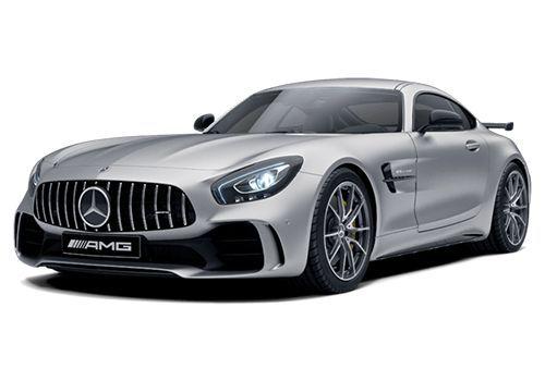 Mercedes-Benz AMG GTDesigno Iridium Silver Magno Color