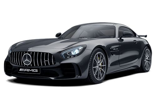 Mercedes-Benz AMG GTMagnetite Black Metallic Color