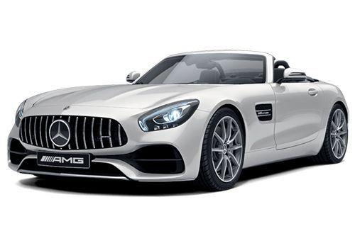 Mercedes-Benz AMG GTDesigno Diamond White Bright Color