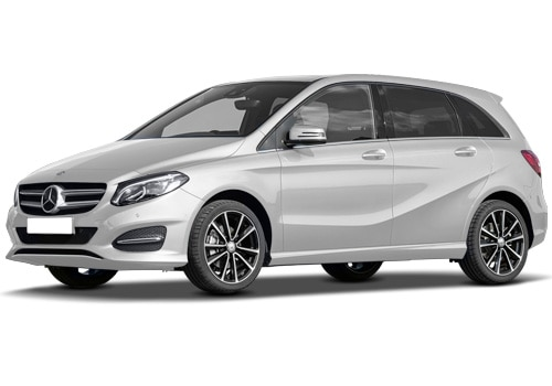 Mercedes-Benz B-ClassPolar Silver Color