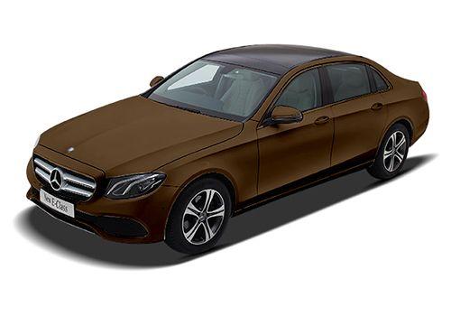 Mercedes-Benz E-ClassCitrine Brown Color