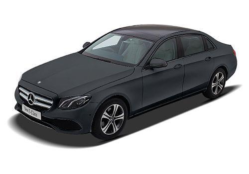 Mercedes-Benz E-ClassObsidian Black Color