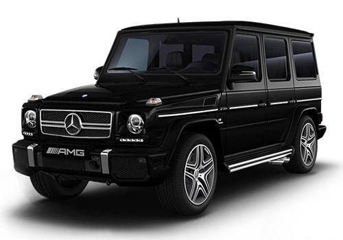 Mercedes-Benz G-ClassBlack Color