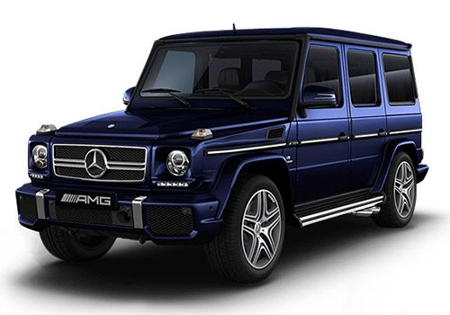 Mercedes-Benz G Class Colors 2018 in India | CarDekho.com