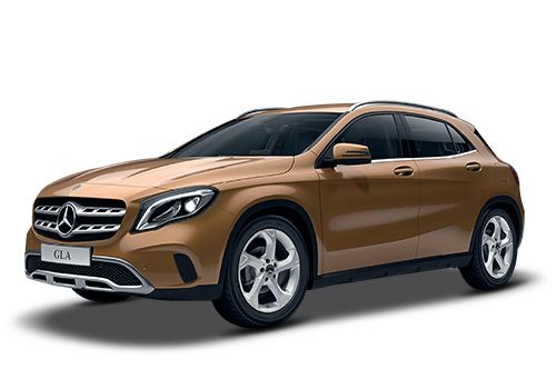 Mercedes Benz Gla Class Colours 2018 In India Cardekho Com