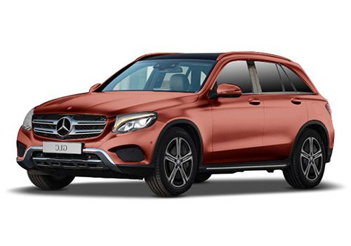 Mercedes-Benz GLCDesigno Hyacinth Red Metallic Color