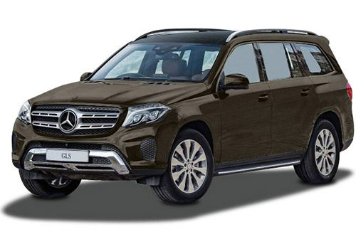 Mercedes-Benz GLSCitrine Brown Color