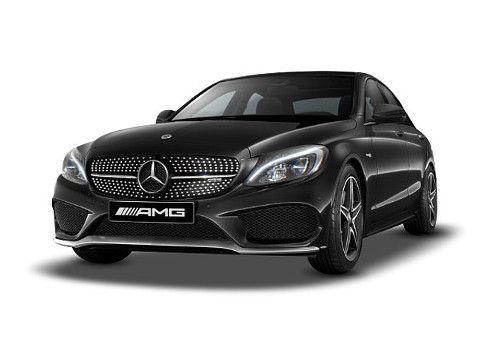 Mercedes-Benz C-ClassObsidian Black Color