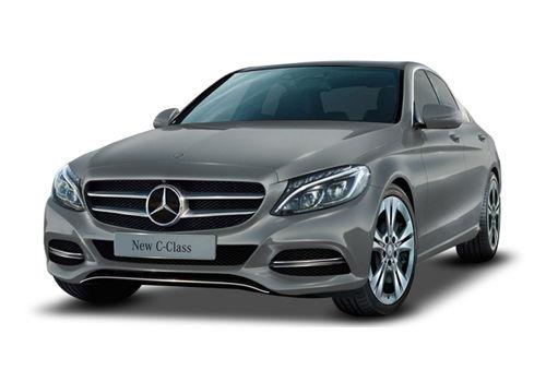 Mercedes-Benz C-ClassPalladium Silver Color