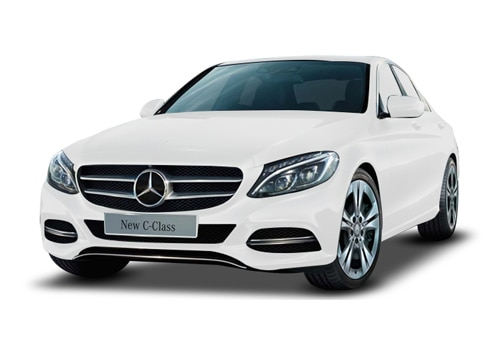 Mercedes-Benz C-ClassPolar White Color