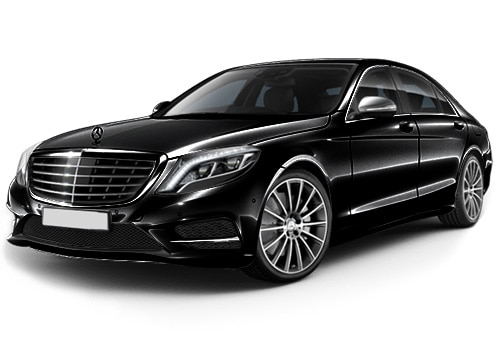 Mercedes-Benz S-ClassMetallic Obsidian Black Color