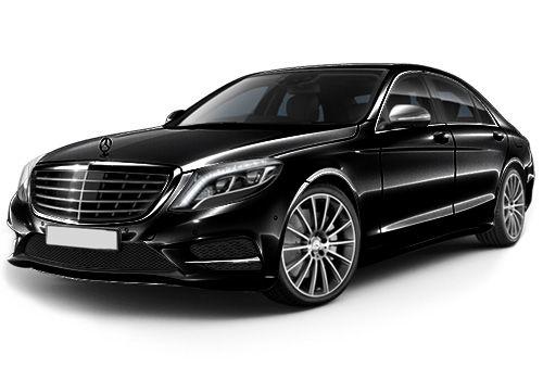 Mercedes-Benz S-ClassMetallic Obsidian Black Color