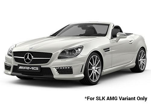 Mercedes-Benz SLK Pictures