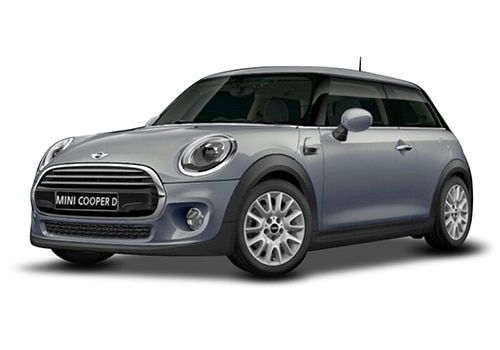 Mini Cooper 3 DOORMoonwalk Grey Color