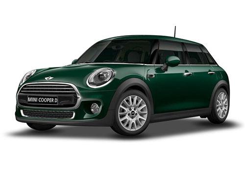 Mini Cooper 5 DOORBritish Racing Green Color