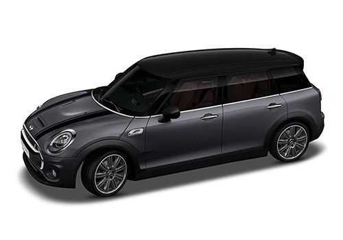 Mini ClubmanThunder Grey Metallic Color