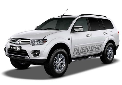 himalayan white mitsubishi pajero sporthimalayan white color - Sport Pictures To Color