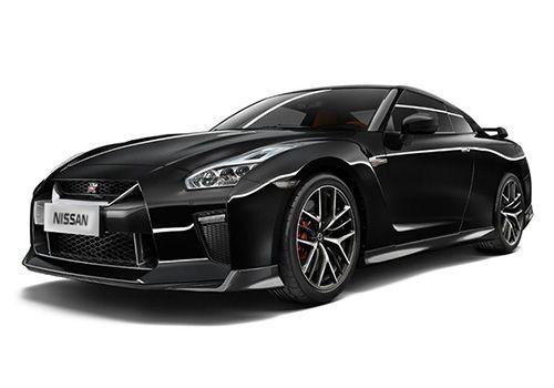 Nissan GT-RPearl Black Color