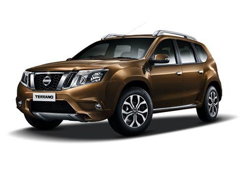 Nissan TerranoSandstone Browns Color