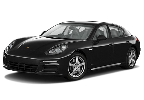 Porsche Panamera 2013-2017Black Color