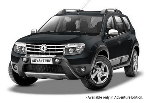 renault duster 2012 2015 adventure edition price mileage kmpl amp. Black Bedroom Furniture Sets. Home Design Ideas